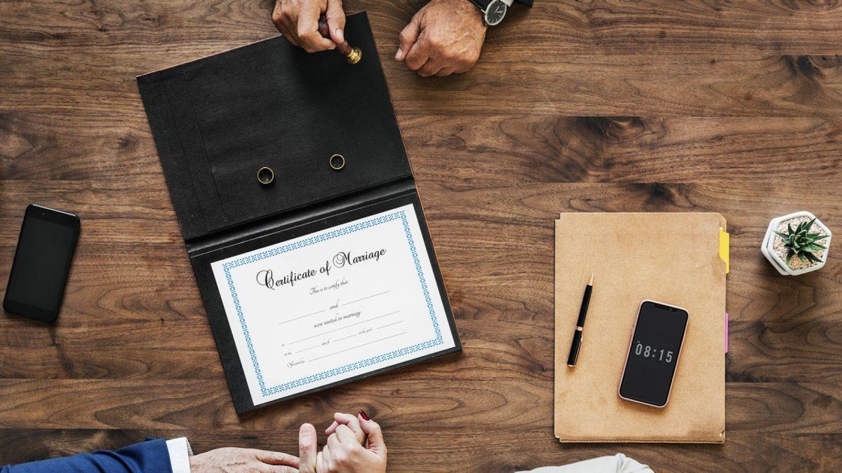 Comment faire une demande de divorce a l'amiable